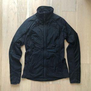 Lululemon Full Zip Jacket in Black